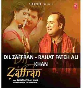 CHORDS OF DIL ZAFFRAN