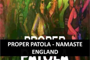 CHORDS OF PROPER PATOLA