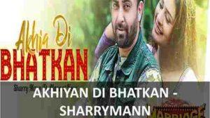 CHORDS OF AKHIYAN DI BHATKAN
