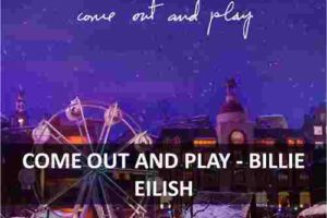 CHORDS OF COME OUT & PLAY