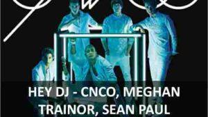 CHORDS OF HEY DJ