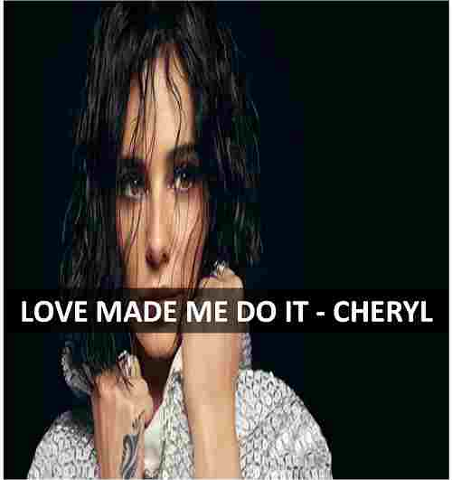 CHORDS OF LOVE MADE ME DO IT