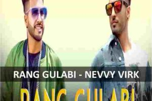 CHORDS OF RANG GULABI