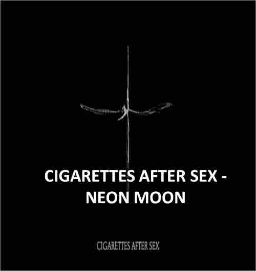 CHORDS OF CIGARETTES AFTER SEX