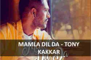 CHORDS OF MAMLA DIL DA