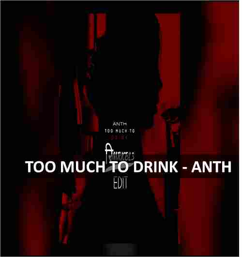 CHORDS OF TOO MUCH TO DRINK