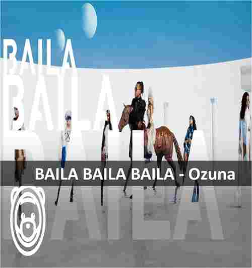 CHORDS OF BAILA BAILA
