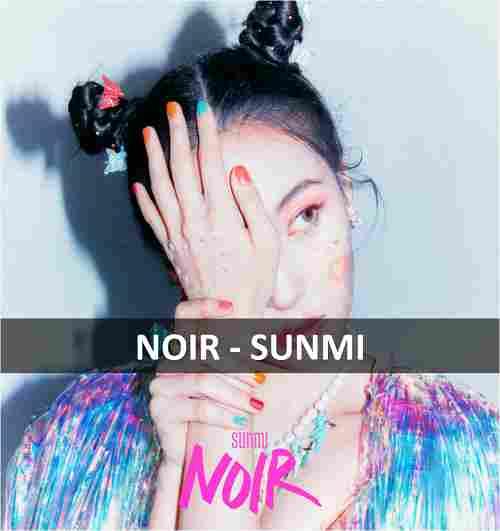 CHORDS OF NOIR SUNMI