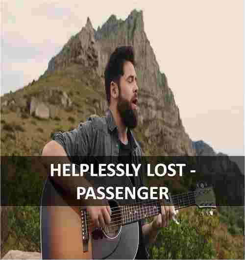 CHORDS OF HELPLESSLY LOST
