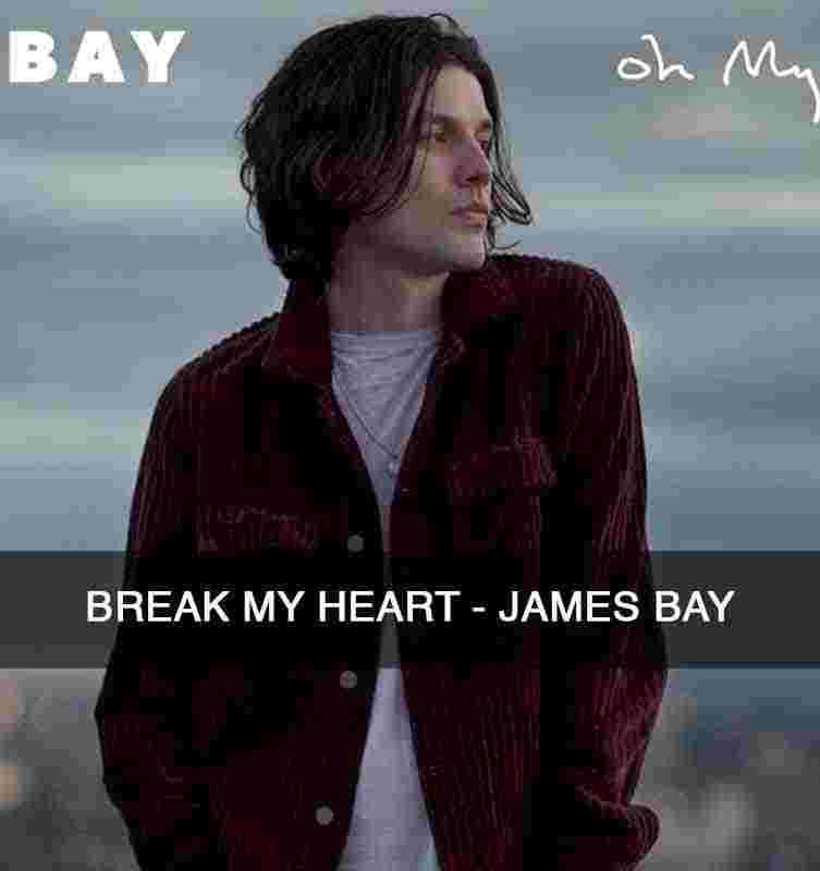 CHORDS OF BREAK MY HEART