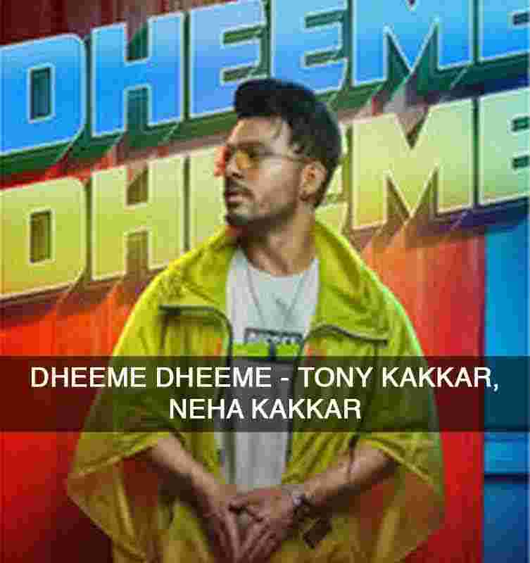 CHORDS OF DHEEME DHEEME