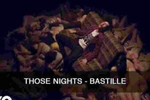 THOSE NIGHTS GUITAR CHORDS