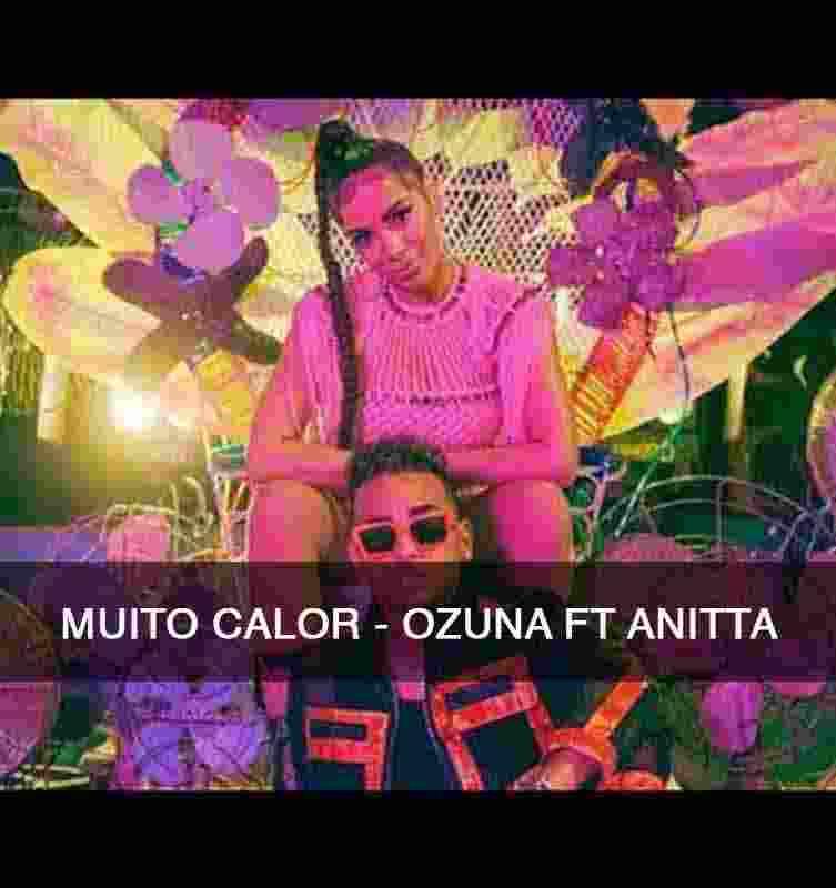 MUITO CALOR GUITAR CHORDS
