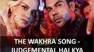 THE-WAKHRA-SONG GUITAR CHORDS