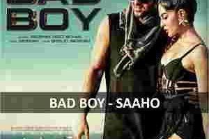 BAD BOY GUITAR CHORDS
