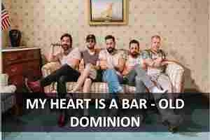 MY HEART IS A BAR GUITAR CHORDS